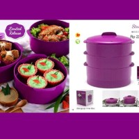 Steam It! Tupperware Purple with Box