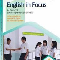Buku BSE: B. Inggris Untuk SMP/MTs Kelas 7