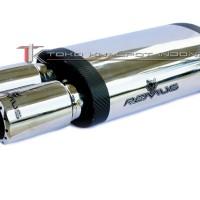 KNALPOT MOBIL REMUS HYBER DUAL TWIN DRILL (TK H-5050-DTD)