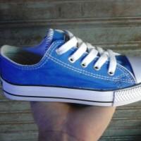 harga Murah !!! Sepatu Anak Converse ( All Star ) Biru Tokopedia.com