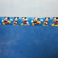 Mickey Mouse - Border Wallpaper Sticker