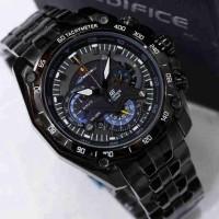 Jual jam tangan casio edifice redbull full black original BM Murah
