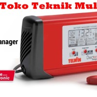 Trafo Battery charger ACCU multifungsi Telwin Doctor Charge auto 50