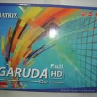 harga Receiver Matrix Garuda MPEG4 HD (Prepaid) Free Voucher Rp 150rb Tokopedia.com