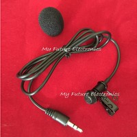 Hands Free Clip On Mini Microphone/Tie Clip Microphone/Condensor Mic