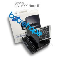 Charger Desktop Samsung Galaxy Note 2 NoteII Note2 N7100 N 7100 Ori