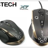 harga Mouse Macro A4tech Gaming X7 - F3 Tokopedia.com