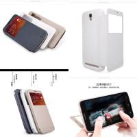 harga Nillkin Sparkle Leather Case Alcatel Onetouch Flash Plus Tokopedia.com