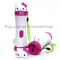 SENTER LAMPU LED HELLO KITTY PINK (RECHARGEABLE)