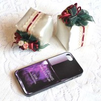 Hard Case iPhone 5 5s Motif Botol Kutek Nail Polish