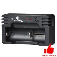 Xtar XP1 Hummingbird Micro USB Battery Charger 1 Slot for Li-ion and N