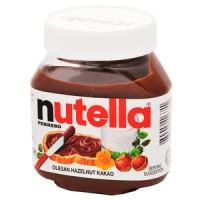 harga Nutella Ferrero 375gram Selai Kacang Dan Coklat Tokopedia.com
