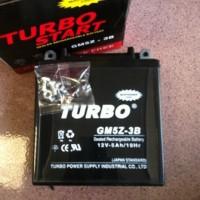 harga Aki Kering Turbo Gm5z-3b Grand Supra-x Mio Vega Jupiter Smash Shogun Tokopedia.com