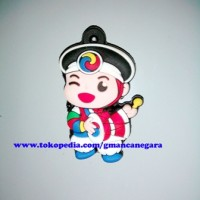 Jual Tempelan Magnet Kulkas Maskot Korea Mini figure #4 Murah