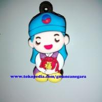 Jual Tempelan Magnet Kulkas Maskot Korea Mini figure #10 Murah
