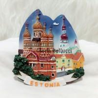 Magnet Kulkas Budapest Hungaria Estonia