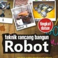 harga Teknik Rancang Bangun Robot Tingkat Dasar Tokopedia.com