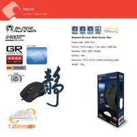 Elephant Blade Runner Laser Gaming Mouse Termurah!