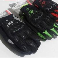 Glove / sarung tangan motor FOX BOMBER ( IMPORT )