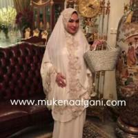 Mukena Prada Nia Al Gani
