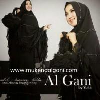 Mukena Ruffle Al Gani