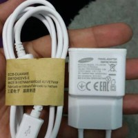Charger Samsung Galaxy S3/4/5/Note 2/Grand/A3/5/E5/7 Ori 100% NonPack