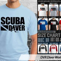 KAOS DIVING DISTRO OCEANSEVEN - SCUBA DIVER