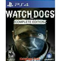 BD / Kaset PS4 Game Watch Dogs Complete Edition