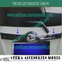 Trunklid Belakang Mobil Daihatsu Sirion
