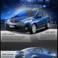Bodykit Mazda 2 Sedan Valiant 2012