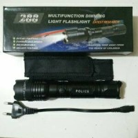 Stun Gun / Senter Setrum + Laser 288 / Senter Stungun Type 288