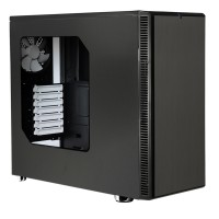FRACTAL DESIGN DEFINE R4 Window Black Pearl