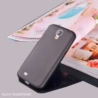 0.3mm Ultra Thin Matte Transparent Back Case Cover Samsung Galaxy S4