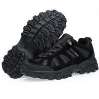 Sepatu Boot Gunung/Hiking Wanita - SNTA 602 Black