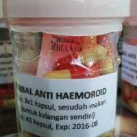 HERBAL ANTI HEMOROID ANTI WASIR