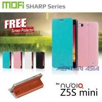 Flipcover ZTE Nubia Z5S Mini : MOFI Sharp Series ( + FREE SP)
