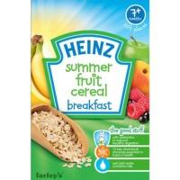 HEINZ Breakfast Summer Fruit Cereal   Baby Cereal   Bubur Bayi