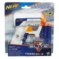 Nerf N-strike Triad Ex-3