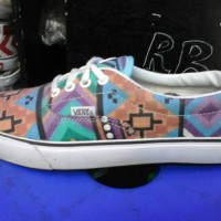 sepatu vans era tribal murah + box