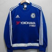 harga Sweater Training Chelsea Blue 15/16 Tokopedia.com