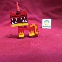 Lego Original Minifigure Super Angry Kitty Unikitty