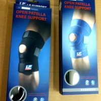 Decker LP Support(Open Patella Knee Support 758)