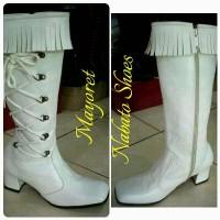 Sepatu Jenggel Mayoret tinggi / Nabato Shoes