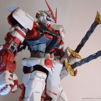Perfect Grade Astray Red Frame Daban Model