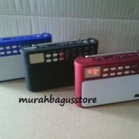 VDR MP3 PLAYER + FM RADIO + HIFI + SPEAKER + REC V-168REC