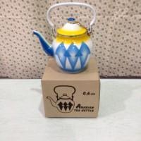 ARABIAN Tea Kettle 0.6 liter - Sisa Export
