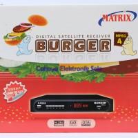 Receiver TV Matrix Burger MPEG4