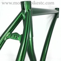 Frame S1X Trick 46cm Green Anodize