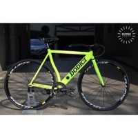 Frame Dodici Track Speciale Yellow 53cm
