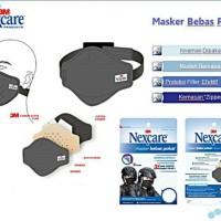 NEW Masker Motor Nexcare/ Masker Bebas Polusi/ Masker Kualitas Bagus
